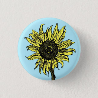 Sunflower - Button
