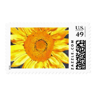 Sunflower by Paula Atwell Postage