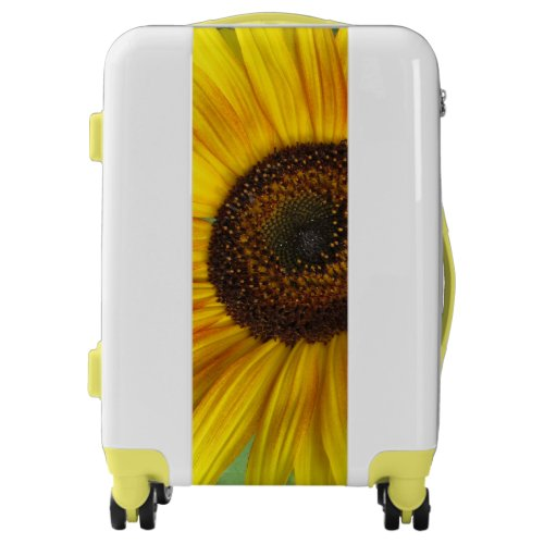 Sunflower Carry On Luggage