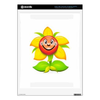 Sunflower cartoon skins for the xbox 360