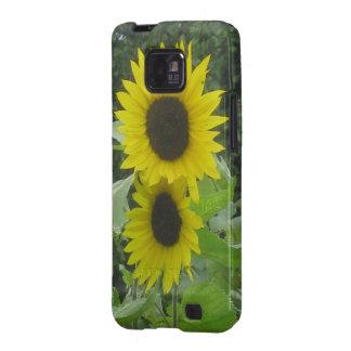 Sunflower Samsung Galaxy S2 Cases