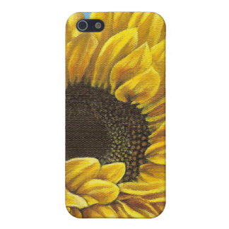 Sunflower Case For iPhone SE/5/5s