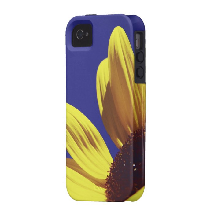 Sunflower CaseMate Tough Case