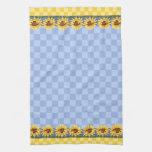 Sunflower Cheer Hand Towels