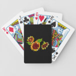 Sunflower Cluster Card Deck