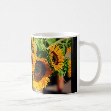 partridgelanestudio Sunflower Coffee Mug