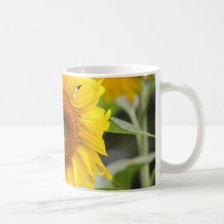 Sunflower Coffee Mug Design Two
