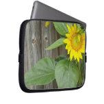Sunflower Computer Sleeve