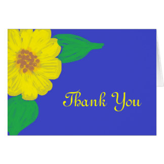 Sunflower Corner Thank You Notes