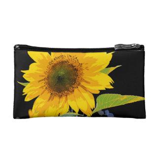 Sunflower Cosmetic Bag