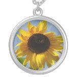 Sunflower Custom Necklace
