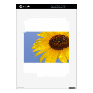 Sunflower Decal For The iPad 2