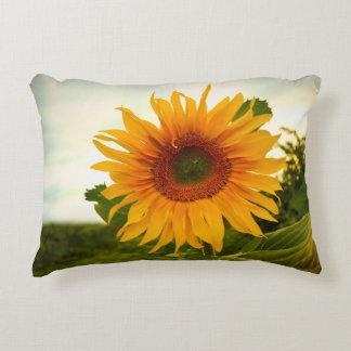 Sunflower Decorative Pillow