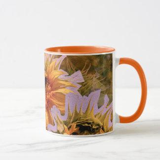 Sunflower Delight 18 Mug