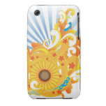 Sunflower Design iPhone 3 Cover