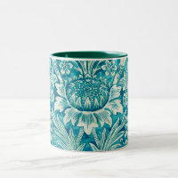 Sunflower Design Mug