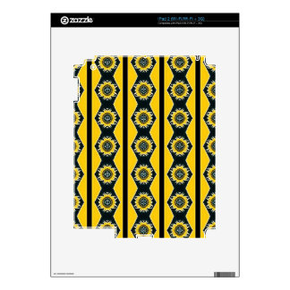 Sunflower Design Skin For The iPad 2