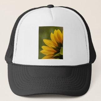 Sunflower Detail Trucker Hat