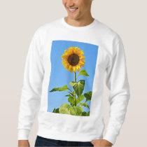 sunflower dial sweatshirt