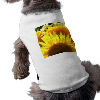 Sunflower Dog Shirt