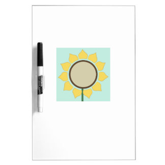 Sunflower Dry-Erase Whiteboards