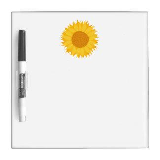 Sunflower. Dry Erase Board