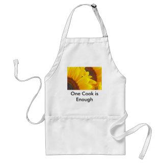 Sunflower Duet Adult Apron