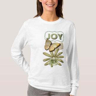 Sunflower & Eiffel Tower T-Shirt