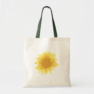 Sunflower Elegance Tote Bag