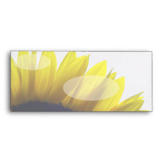 Sunflower Envelope