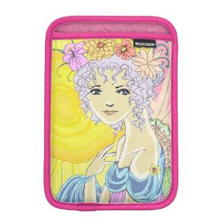 Sunflower Fairy iPad Mini Sleeve