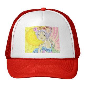 Sunflower Fairy Trucker Hat