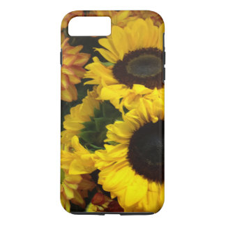 Sunflower Fall Flowers iPhone 7 Plus Case