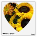 Sunflower Fall Flowers Wall Decor