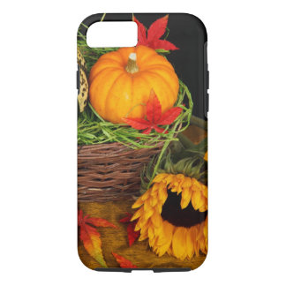 Sunflower Fall Thanksgiving iPhone 8/7 Case