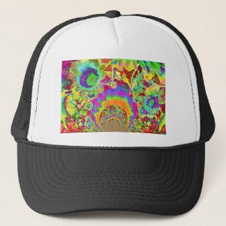 Sunflower Fields Forever - orange Trucker Hat