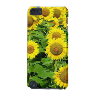 Sunflower Fields iPod Touch 5G Covers