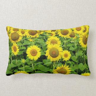 Sunflower Fields Pillow