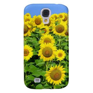 Sunflower Fields Samsung Galaxy S4 Case