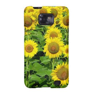 Sunflower Fields Samsung Galaxy SII Case