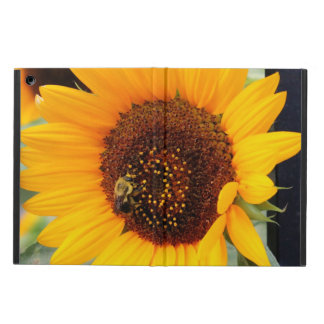 Sunflower Floral Photo iPad Air Case