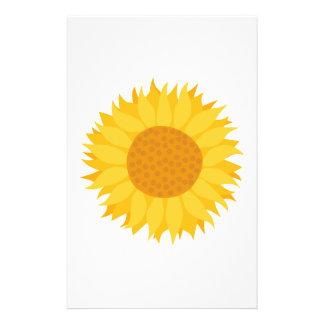 Sunflower. Flyer