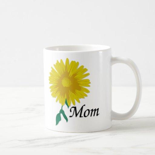 Sunflower for Mom Coffee Mug