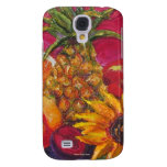 Sunflower & Fruit Samsung Galaxy S4 Cover