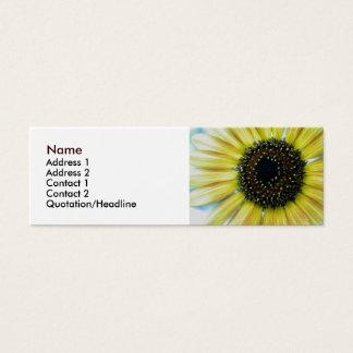 Sunflower Garden Business Card