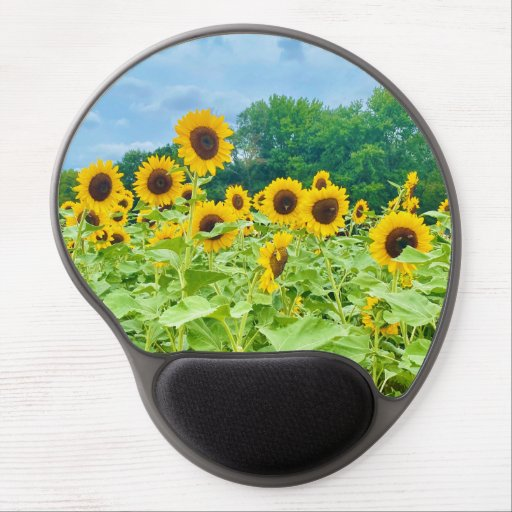 Sunflower Gel Mouse Pad