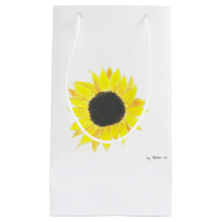 Sunflower Gift Bag