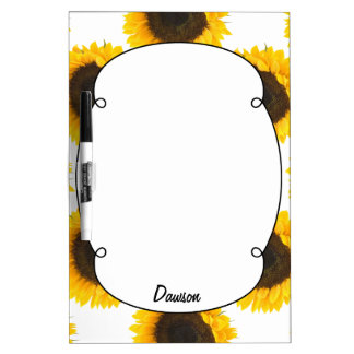 Sunflower Gifts Dry-Erase Board