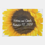 Sunflower Gifts Hand Towel
