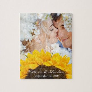 Sunflower Gifts Jigsaw Puzzle
